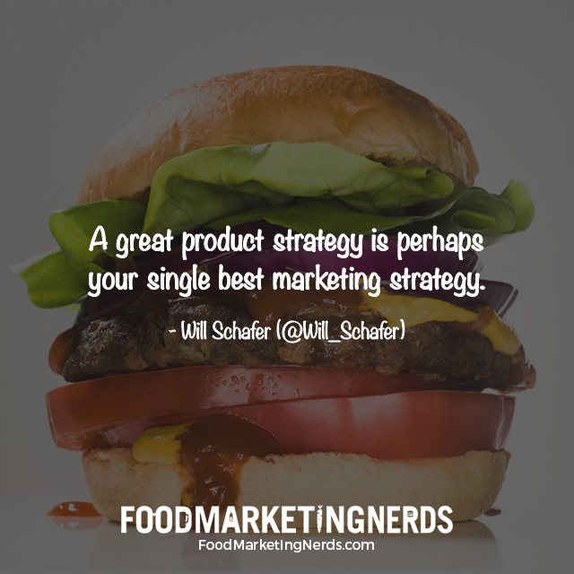 food marketing podcast will schafer