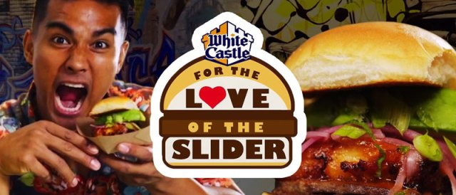 restaurant marketing for the love of the slider
