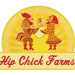 hip chick farms logo