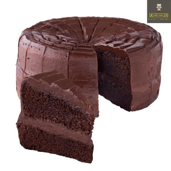 Chocolate Devil Cake