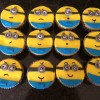 customized fondant cup-cakes