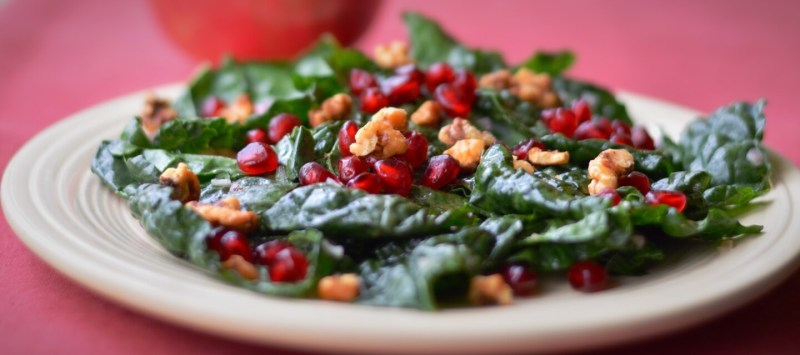 Overnight Kale Salad