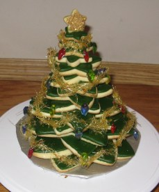 Cookie Christmas Tree2
