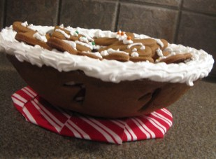 Gingerbread bowl- resized