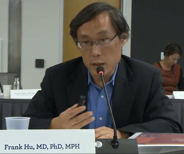 Dr Frank Hu