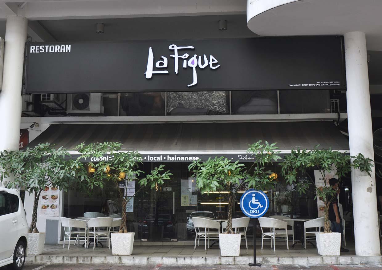La Figue Western Restaurant PV128 Setapak Kuala Lumpur