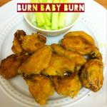 Damn Gurrrl {Recipe – Buffalo Chicken Wings}
