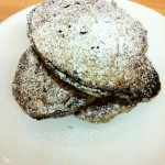 Filthy Pancakes (Double Stuff Oreo Pancakes)