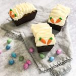Carrot Cake with Cream Cheese Frosting - food recipes - www.foodnerd4life.com