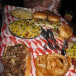 Meaty Scoff Saturday (MEATLiquor, London)