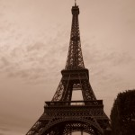 The Bright Lights of the City of Love {Travel – Paris, France}