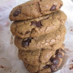 Brown Sugar & Biscuit Butter Chocolate Chip Cookies Recipe