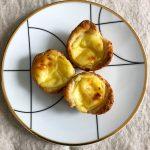 Portuguese Custard Tarts Recipe