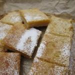 Passionfruit Crumb Bars Recipe