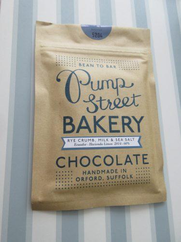 Pump Street Bakery - Rye Crumb, Milk and Sea Salt 60% Chocolate - www.foodnerd4life.com