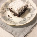 Stollen Brownies Recipe