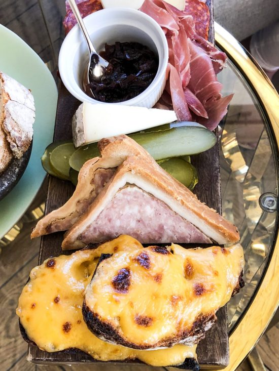 Gentleman's Afternoon Tea at Slaughters Manor House, Cotswold - foodnerd4life