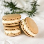 Elderflower Gin & Tonic Macarons