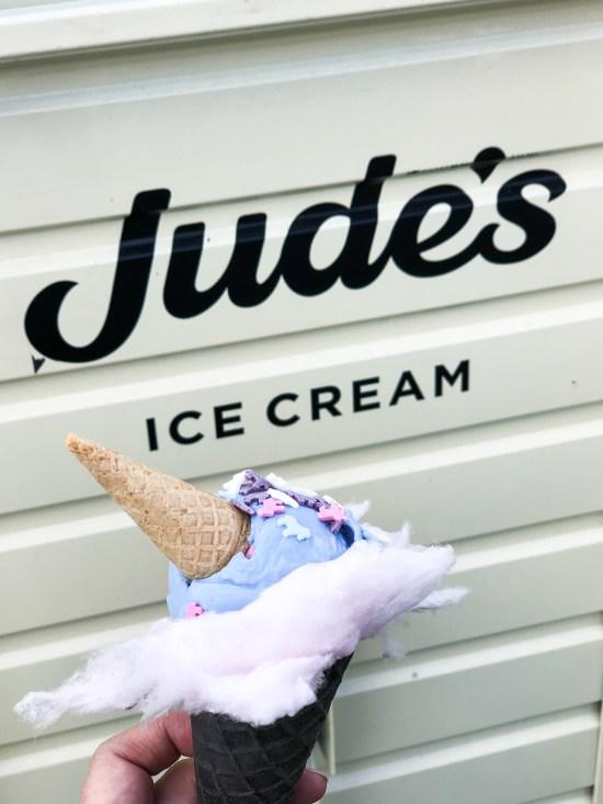 Jude's Ice Cream – Uni-cone - Taste of London 2019 - www.foodnerd4life.com