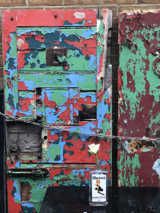 Colour Door at Maltby St Market - www.foodnerd4life.com