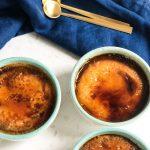Fig Leaf Crème Brûlée Recipe