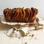 Pecan Pie Pull Apart Bread Recipe
