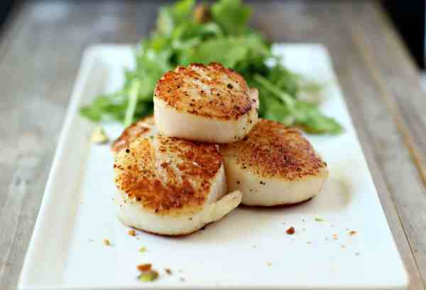 How To Make The Best Seared Scallops-Tutorial