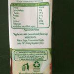 Tropicana_Apple_Delight_ingredients