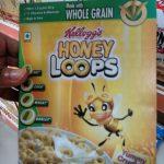 Kellogs Honey Loops 1