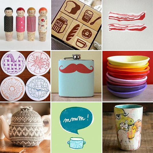 Shopping Gourmand, Dec. 6th 2010: Paper