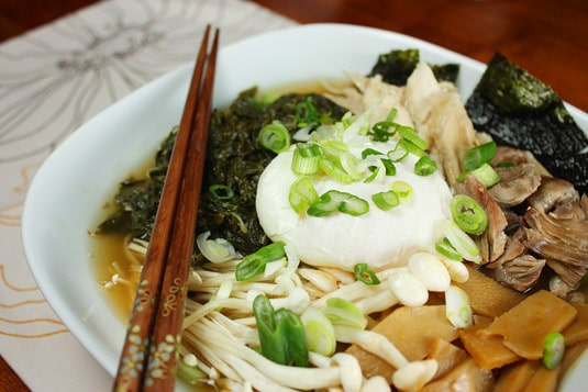 How to Make David Chang's Momofuku Ramen at Home