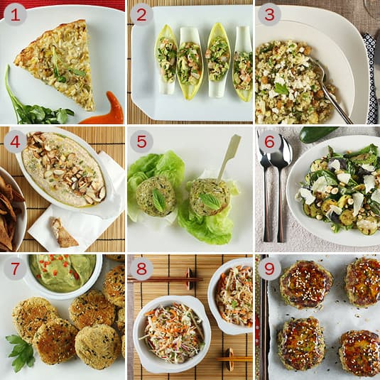 Last Minute, Quick and Easy Savory Recipe Ideas