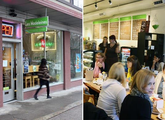 Les Madeleines Patisserie Café, 216 East 500 South, Salt Lake City, UT - www.les-madeleines.com