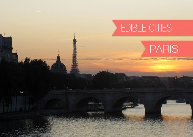Edible Cities - Paris, with Greg Henry from Sippity Sup