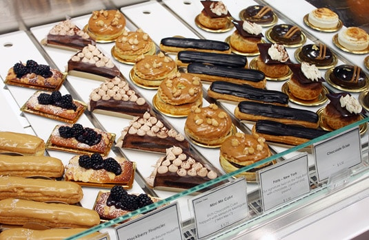 Chef Dominique Ansel's pastries, New York City