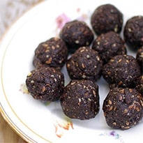 Raw Cocoa Bites by Good Things Grow