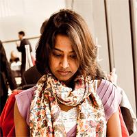 Asha Pagdiwalla, food blogger on Fork Spoon Knife / FoodNouveau.com