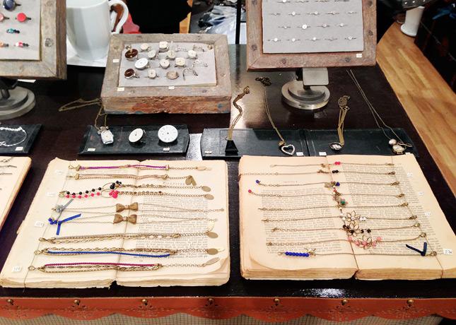 Dear, a jewelry, bags and accessories shop in Le Passage des Grands Cerfs, Paris // FoodNouveau.com