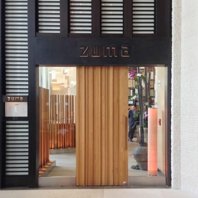 Zuma Miami // FoodNouveau.com
