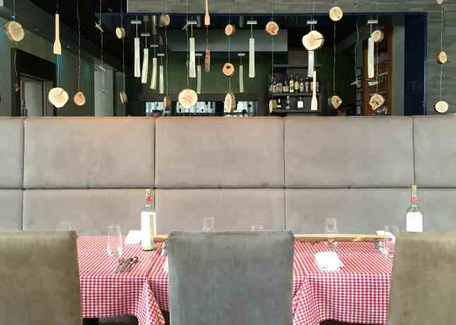 A decor inspired by traditional sugar shacks at Laurie-Raphaël, Quebec City // FoodNouveau.com