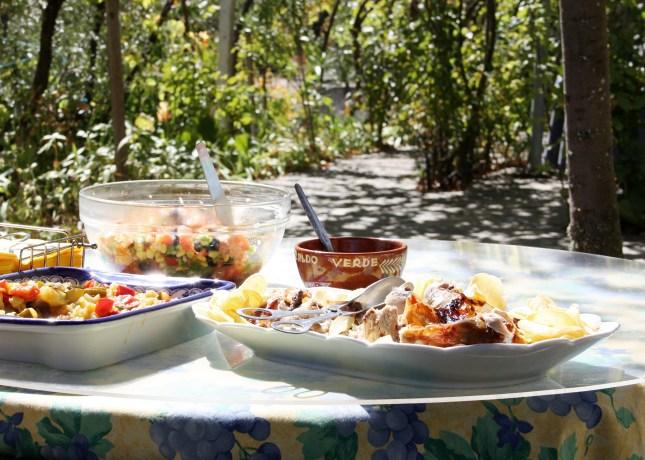 Lunch at Quinta do Carrenho, Douro Valley, Portugal // FoodNouveau.com
