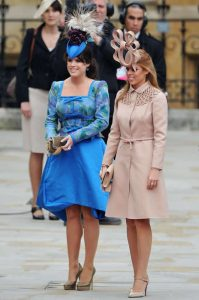 Princess Beatrice and Princess Eugenie Royal Wedding Halloween Costume Ideas