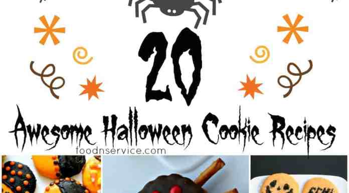 20 awesome halloween cookie recipes