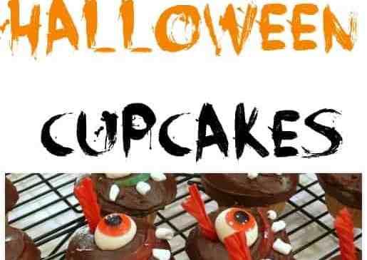 20 DIY Halloween Cupcakes