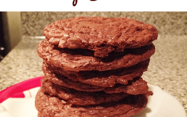 Chocolate Fudge Drop Cookies Recipe! Great for Christmas and all year long!