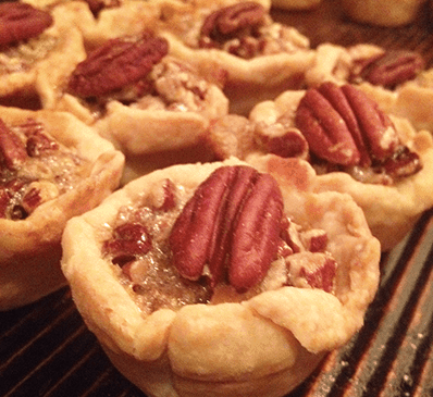 Mini Pecan Tarts Recipe