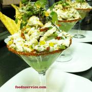 Crab Margarita Appetizer Recipe