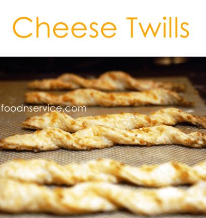 cheese twill recipe. Super fun, easy and delicious!
