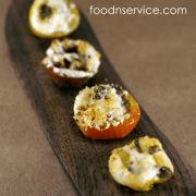 Four Cheese Tomato Bites Recipe