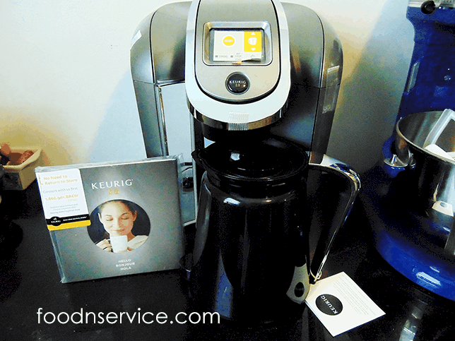 Keurig 2.0 Model K550 Product Review